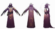 Very Early Cultist Concept Art