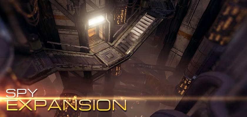 U16.3 Spy Expansion