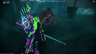 Warframe Nidus Changes In The Infested Room