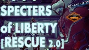GamesWise SPECTER OF LIBERTY Red Veil Hostage RESCUE 2