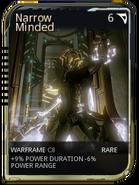 ModNarrowMinded