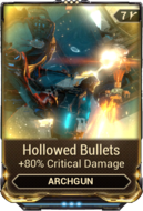 Hollowed Bullets