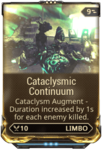Cataclysmic Continuum
