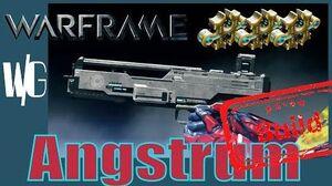 ANGSTRUM BUILD - Warframe Builds 3 forma - Update 17