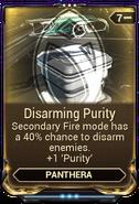 Disarming Purity