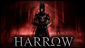WARFRAME - Harrow Highlights Gas Orvius Reborn?