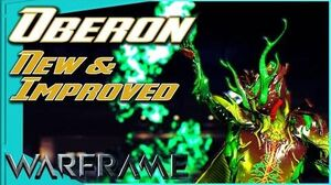 OBERON Reworked - FIGHT LIKE A TREE?! 1 forma - Warframe