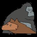 GorillaWolfGamingGlyph