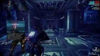 Warframe - Saviour of Venus Trophy -PS4 Gameplay HD-
