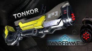 Warframe Tonkor