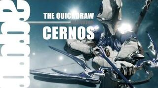A Gay Guy Reviews Cernos, A Shield Smashing Bow?
