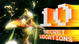 10 Secret Locations in Warframe that Every Tenno Needs to Know!