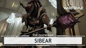 Warframe Sibear, Warframe & Chill thequickdraw