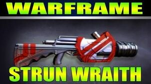 Warframe Strun Wraith Overview Frost Prime Gameplay