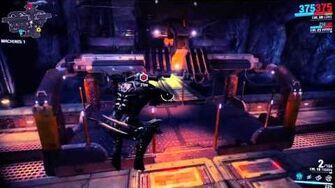 Warframe - Saturn - Titan - Sabotage -PS4 Gameplay HD-