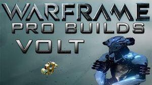 Warframe Volt Pro Builds 1 Forma