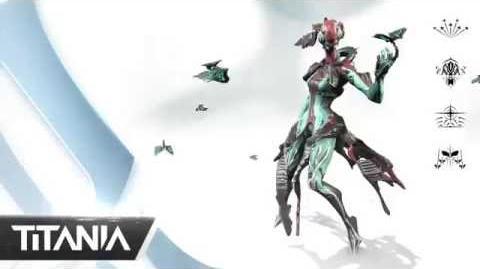Warframe Profile - Titania