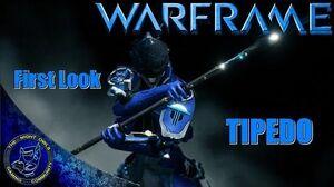 Warframe TIPEDO Spade Staff First Look & Modding Concepts Tenno Reinforcements