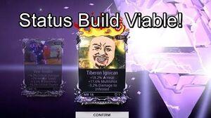 Tiberon Riven Mod Making Status Build Realistic!