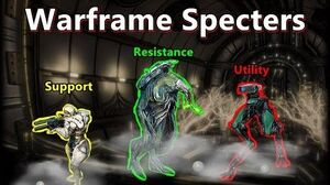 Discussing Specters And Their Role In Warframe