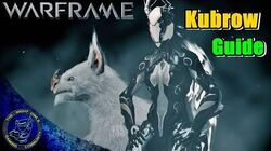 Warframe Howl of the Kubrow Genetic Foundry Guide Part 1