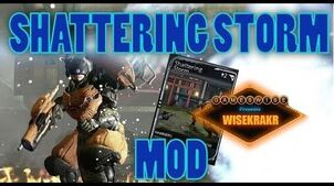 GamesWise SHATTERING STORM MOD Hammers Melee 2
