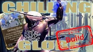 Warframe Mods - CHILLING GLOBE AUGMENT Frost Prime Build - Update 16