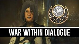 All War Within Dialogue Sun (Warframe)