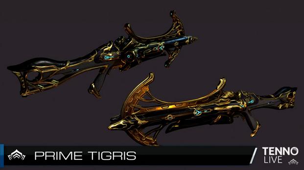 Tigris Prime Teaser