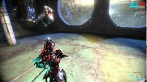 Warframe Tranquill Cleave combos