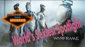 GamesWise Warframe World's Sexiest Spotlight - Nova