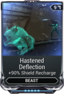 Hastened Deflection