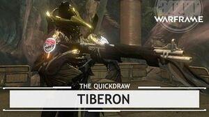 Warframe Tiberon & The Burst Fire Threesome thequickdraw