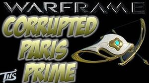 Warframe 10 ♠ Paris Prime - Best Max Builds