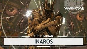 Warframe Inaros, Sucking Them Dry therundown