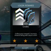 RewardButton Login