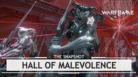 Warframe Syndicates Mirage's Hall of Malevolence thesnapshot