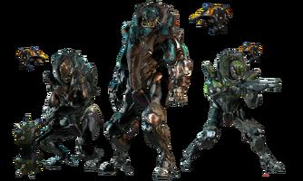 GrineerDeathSquad+Sentinel