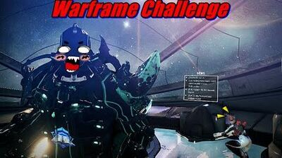 Bounception Warframe Challenge