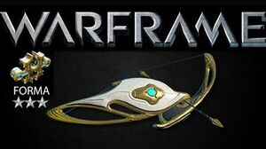 Warframe Paris Prime