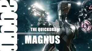 A Gay Guy Reviews Magnus, Just Extremely Okay