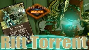 Warframe Mods - RIFT TORRENT Limbo Augment Update 15