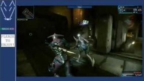 Warframe OGRIS - Game Play Video