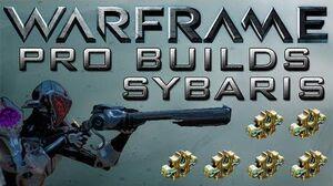 Warframe Sybaris Pro Builds 6 Forma Update 13.3