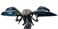 Attack Drone (Archwing Enemy)