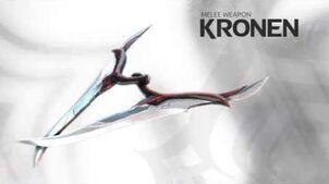 Tenno Reinforcements - Kronen