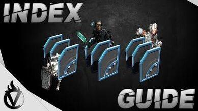 Warframe Guide - INDEX