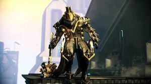 Warframe Vauban Prime (DE Trailer)