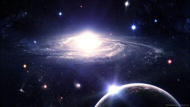Exploring Sol System.