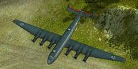 Junkers bomber